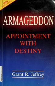 Cover of: Armageddon | Grant R. Jeffrey