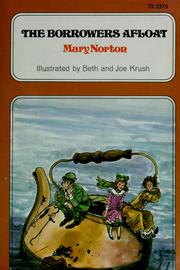 Cover of: The Borrowers afloat | Mary Norton