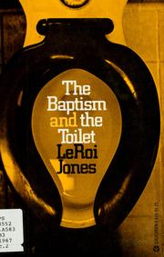 Cover of: The baptism: & The toilet