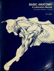 Cover of: Basic anatomy | B. L. Allen