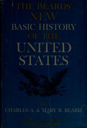 Cover of: The Beards' new basic history of United States | Charles Austin Beard