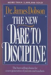 Cover of: The new Dare to discipline