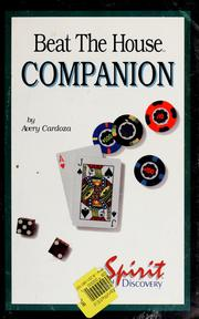 Cover of: Beat the house companion | Avery Cardoza
