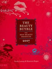 Cover of: The beauty buyble | Paula Conway