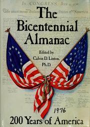 The Bicentennial almanac