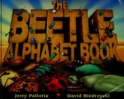 Cover of: The beetle alphabet book | Jerry Pallotta
