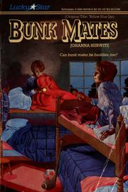 Cover of: Bunk mates | Johanna Hurwitz