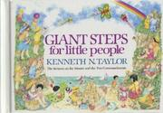 Cover of: Giant steps for little people
