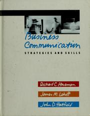 Business communication by Richard C. Huseman