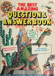 Cover of: The best amazing question & answer book | James Meyers