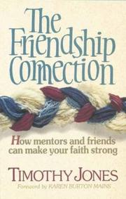 Cover of: The friendship connection