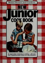 Better Homes And Gardens New Junior Cook Book 1983 Edition Open Library