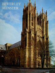 Cover of: Beverley Minster | Kenneth Austin MacMahon