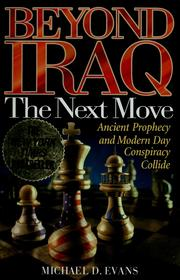 Cover of: Beyond Iraq | Michael D. Evans