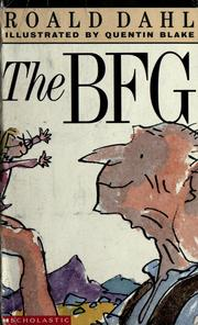 Cover of: The BFG | Roald Dahl