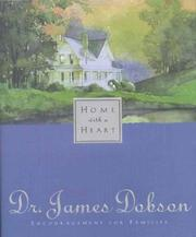 Cover of: Home With a Heart: encouragement for families