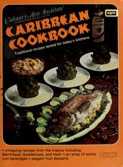 Cover of: Caribbean cookbook by Juliette Elkon Hamelecourt