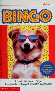 Cover of: Bingo | A. L. Singer