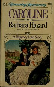 Cover of: Caroline by Barbara Hazard