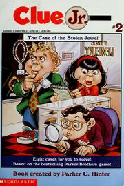 Cover of: The case of the stolen jewel | Michael Teitelbaum