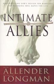 Cover of: Intimate Allies (AACC Library) | Dan B. Allender
