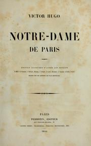 Cover of: Notre-Dame de Paris by Victor Hugo