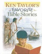 Cover of: Ken Taylor's favorite Bible stories