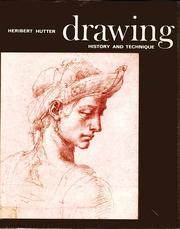 Cover of: Drawing: history and techniques