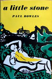 Cover of: A Little Stone | Paul Bowles