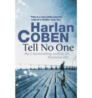 Cover of: Tell no one: a novel