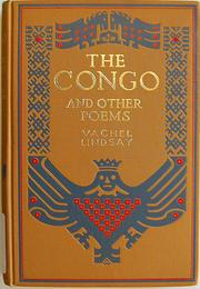 Cover of: The Congo and other poems