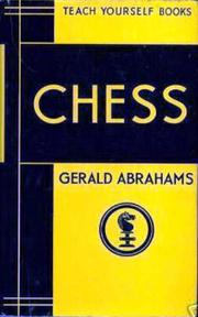 Cover of: Chess