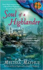 Cover of: Soul of a Highlander | Melissa Mayhue