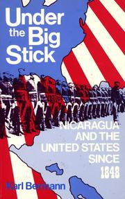 Cover of: Under the big stick | Karl Bermann