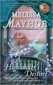 Cover of: A Highlander's Destiny
