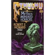 Cover of: Cthulhu: the mythos and kindred horrors