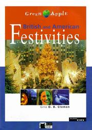 Cover of: British and American Festivities |