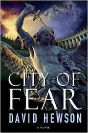 Cover of: City of fear: a novel