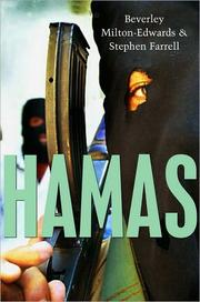 Cover of: Hamas |