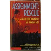 Cover of: Assignment, rescue | Varian Fry