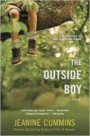 Cover of: The outside boy | Jeanine Cummins