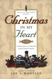 Cover of: Christmas in My Heart #8 | Joe L. Wheeler