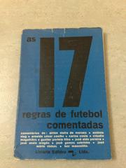 Cover of: As 17 regras de futebol comentadas by Milton Pedrosa