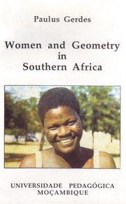 Cover of: Women and geometry in Southern Africa