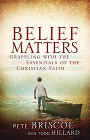 Cover of: Belief matters