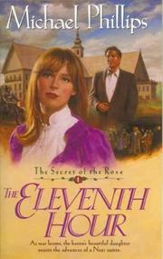 Cover of: The eleventh hour