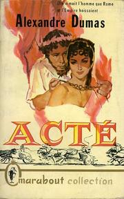 Cover of: Acté
