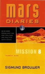 Cover of: Mars diaries