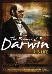 Cover of: The Evolution of Darwin |