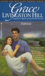 Cover of: Patricia (Grace Livingston Hill #36)